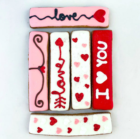 Valentine Love Sticks - Snaks 5th Avenchew