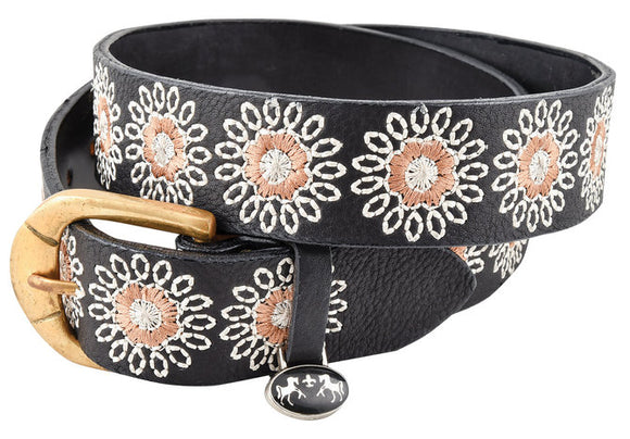 Marie Leather Belt