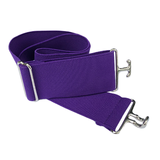 ACE Equestrian Wide Surcingle Belt with Silver Buckle