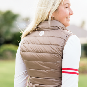 EZ Packable Down Vest - Ladies