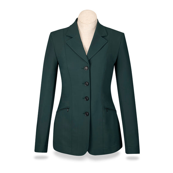 Victory Show Coat - Green Gables - Ladies