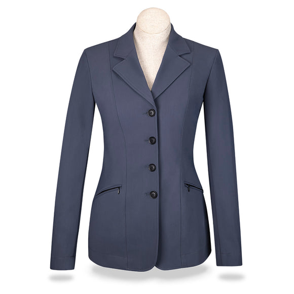 Victory Show Coat - Odyssey Grey - Ladies
