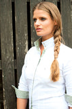 Paris Tech Show Shirt White Contrast - Ladies