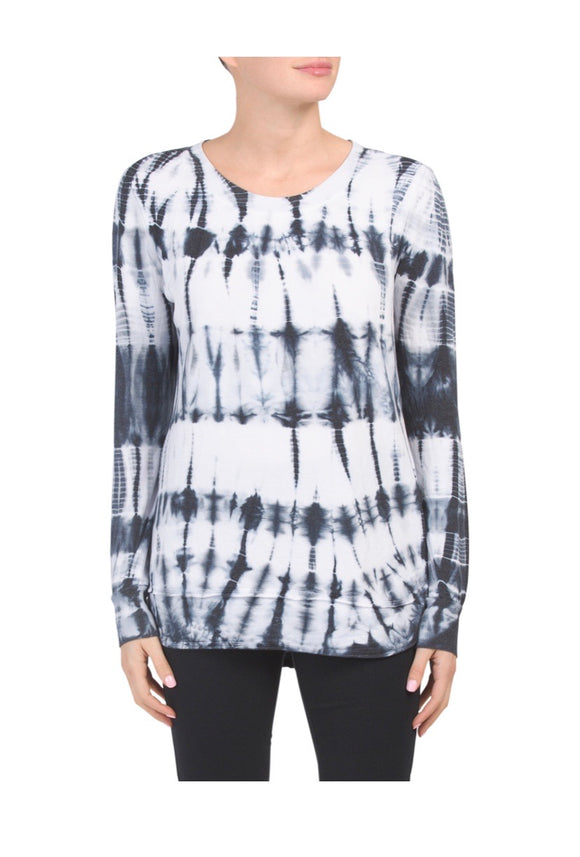 Tie Dye Sweatshirt - Ladies
