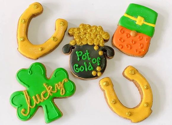 Pot O Gold St Patty's Neigh Set - Snaks 5th Avenchew