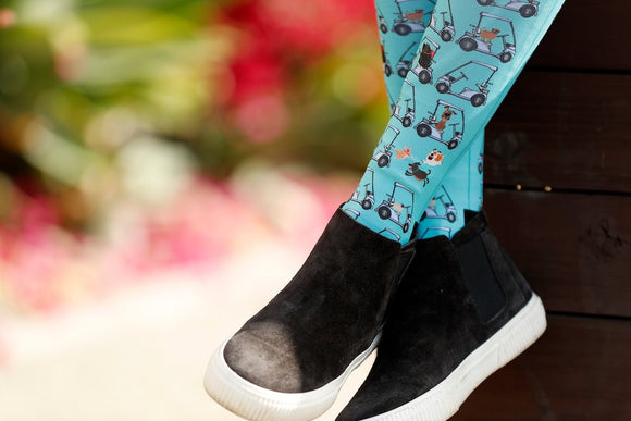 Carty Party Boot Socks