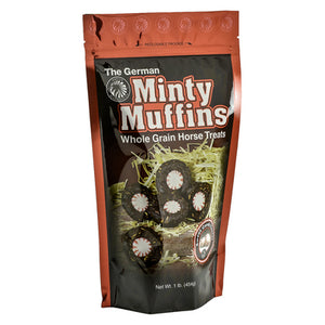 German Minty Muffins - Equus Magnificus