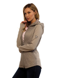 Goode Rider Athletics Jacket Silver