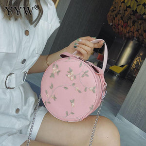 floral bag box bag round bag edgability angle view