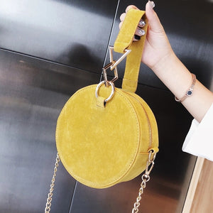 round bag yellow bag sling bag box bag edgability size view