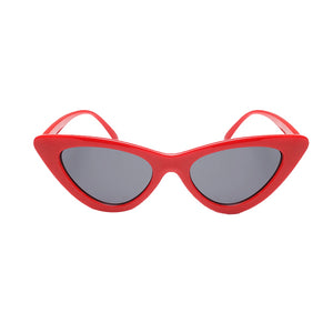 cat eye sunglasses retro sunglasses edgability front view