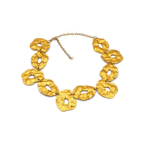 Qanika Gold Necklace