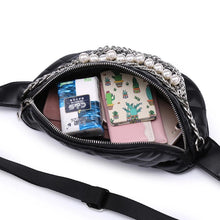 bum bag belt bag waist bag quilted bag edgability open view