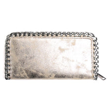 Mirth Metallic Gold Wallet