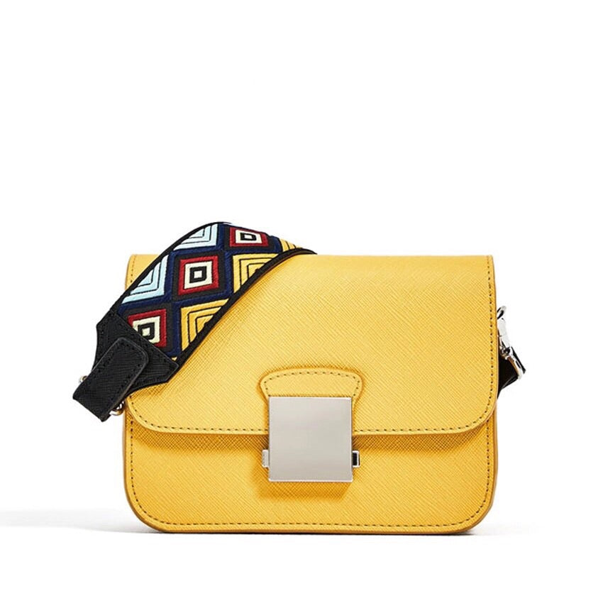 yellow purse online edgability