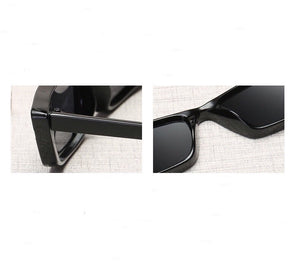black shades black sunglasses edgability detail view