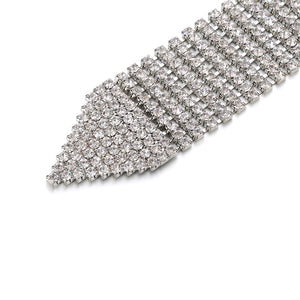 crystals belt trendy accessories edgability detail view