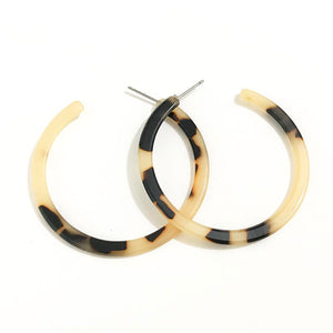 acetate earrings statement earrings edgability