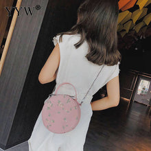 floral bag box bag round bag edgability model view