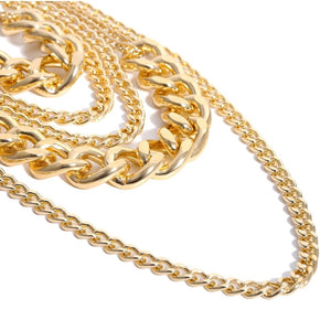 Mariana Gold Necklace