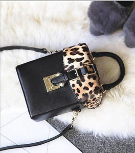 leopard box bag edgability top view