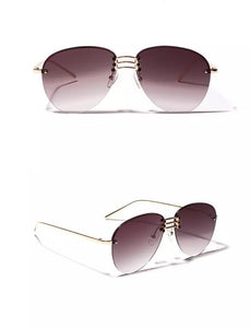 ombre sunglasses black sunglasses retro shades edgability angle view