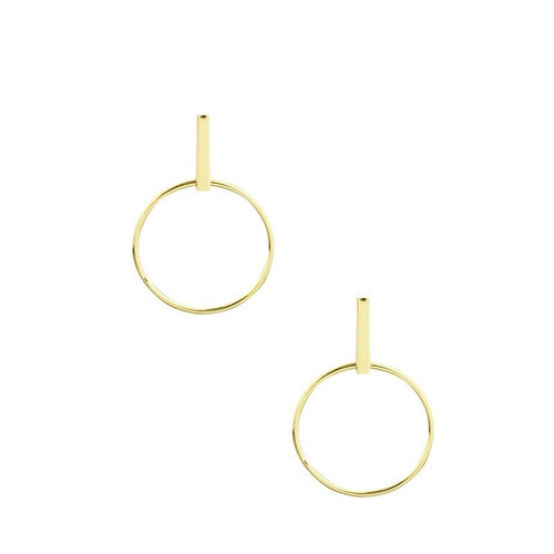 Ray Drop Earrings