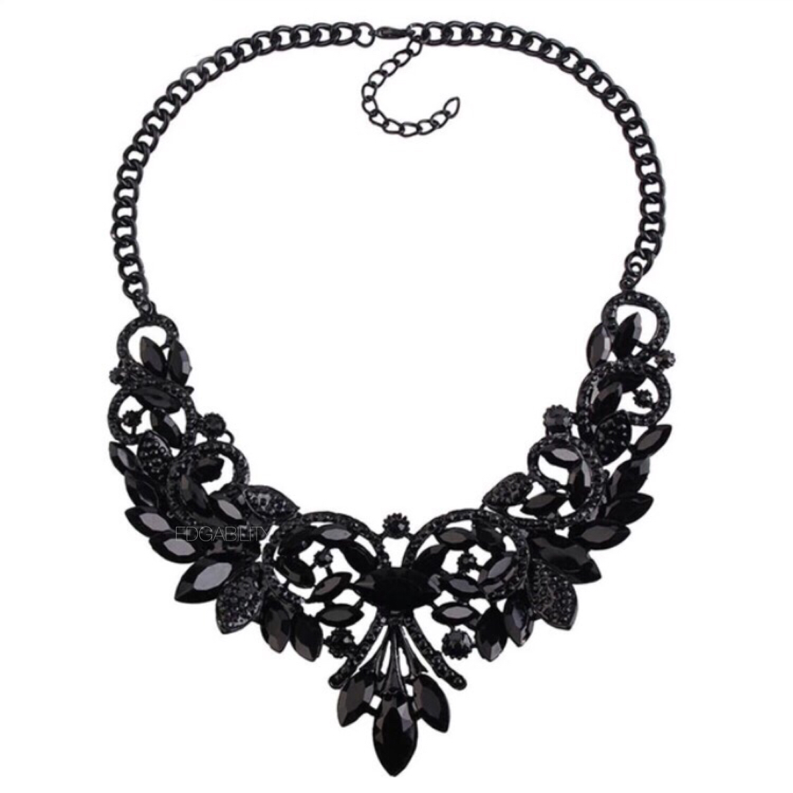 combo jewels for black necklace women stunning choker product galaxy designed