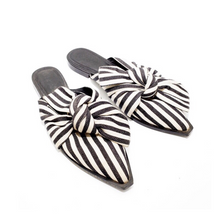 stripes mules trendy shoes edgability