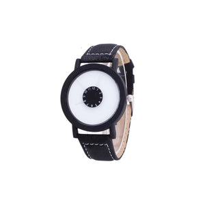 black white watch trendy watch edgability