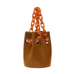 bucket bag tan bag classy bag formal bag edgability