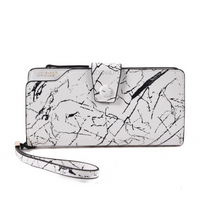 marble white wallet edgability front view