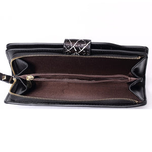 marble black wallet edgability top view