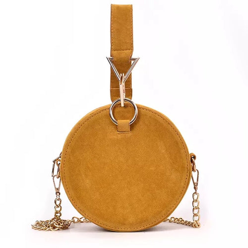 round bag yellow bag sling bag box bag edgability