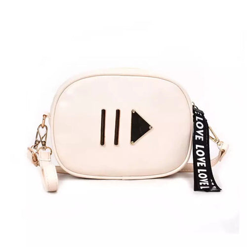 white bag waist bag fanny pack edgability
