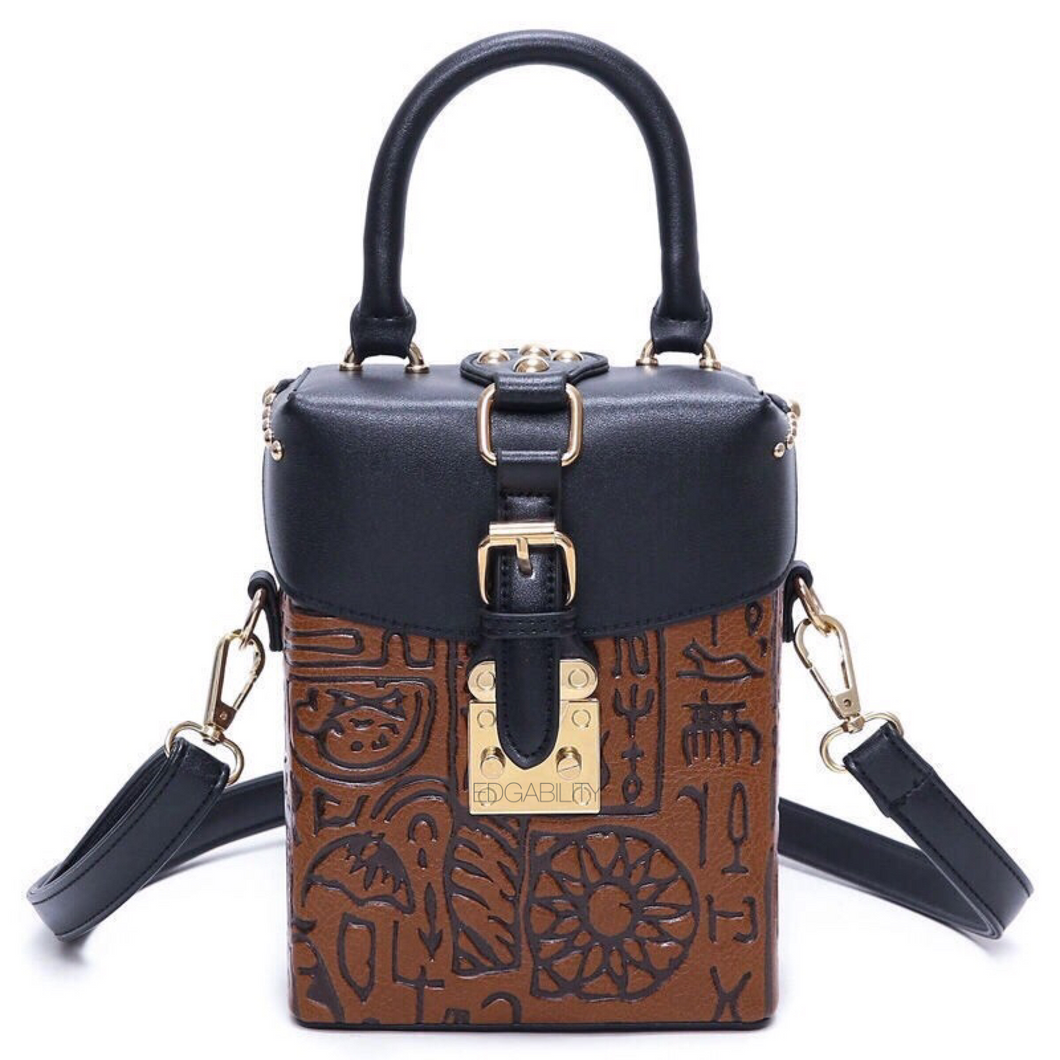 box bag tribal boho style trendy bag edgability