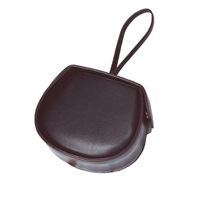 black bag box bag round bag wristlet edgability