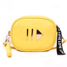 yellow bag waist bag fanny pack edgability