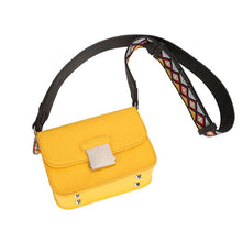 yellow purse online edgability top view