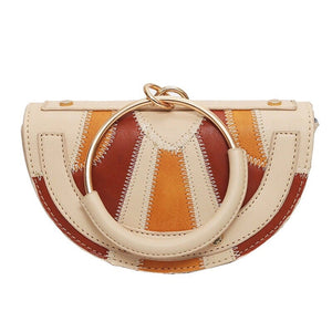 half moon bag wristlet edgability