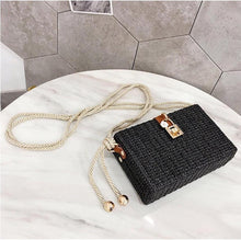 basket clutch bag black box bag edgability top view