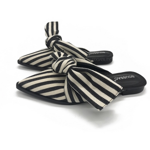 stripes mules trendy shoes edgability side view