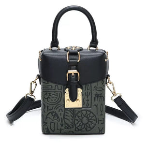 box bag tribal boho style trendy handbag edgability