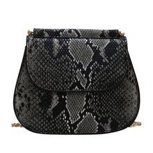 classy grey snakeskin black bag edgy fashion edgability