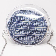 aztec bucket bag clear bag edgability bottom view