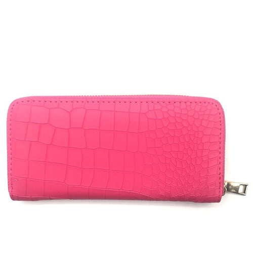 croc skin wallet for women edgability