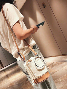 sling bag bucket bag edgy fashion edgability model view