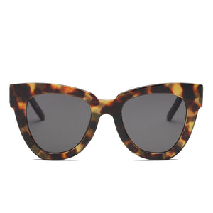 leopard sunglasses retro shades edgy fashion edgability