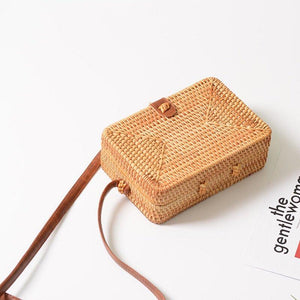 basket box bag clutch bag edgability top view