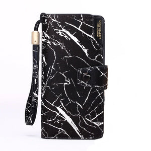 marble black wallet edgability